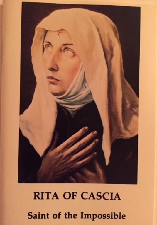 st rita of cascia saint of the mpossible