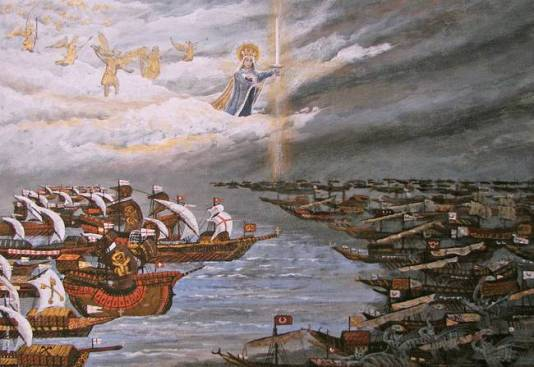 The-Battle-of-Lepanto_art