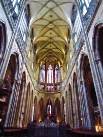 Adorable-Interior-View-Of-The-St.-Vitus-Cathedral-Prague