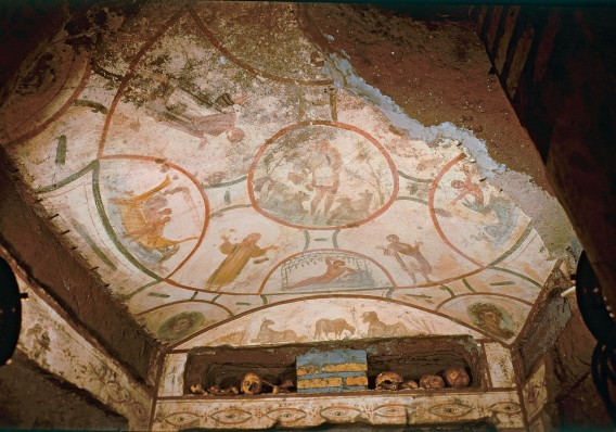Catacombs of Sts Marcellinus & Peter