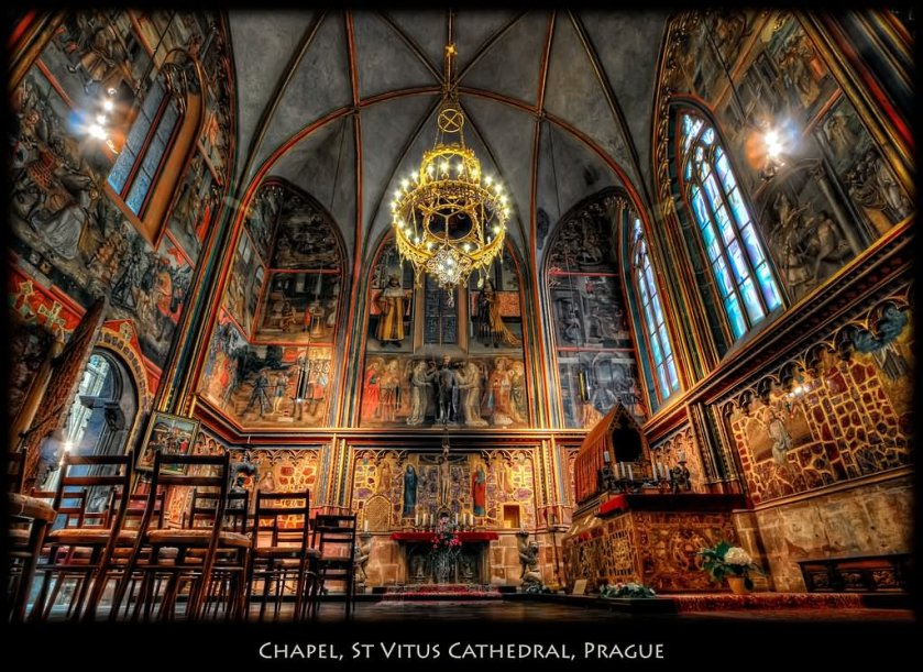 Chapel-St.-Vitus-Cathedral-Prague