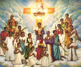 Charles Lwanga and the Martyrs of Uganda