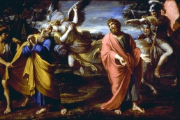 farewell of the saints peter and paul