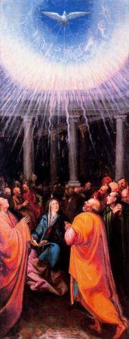 Juan de las Roelas, The Pentecost,