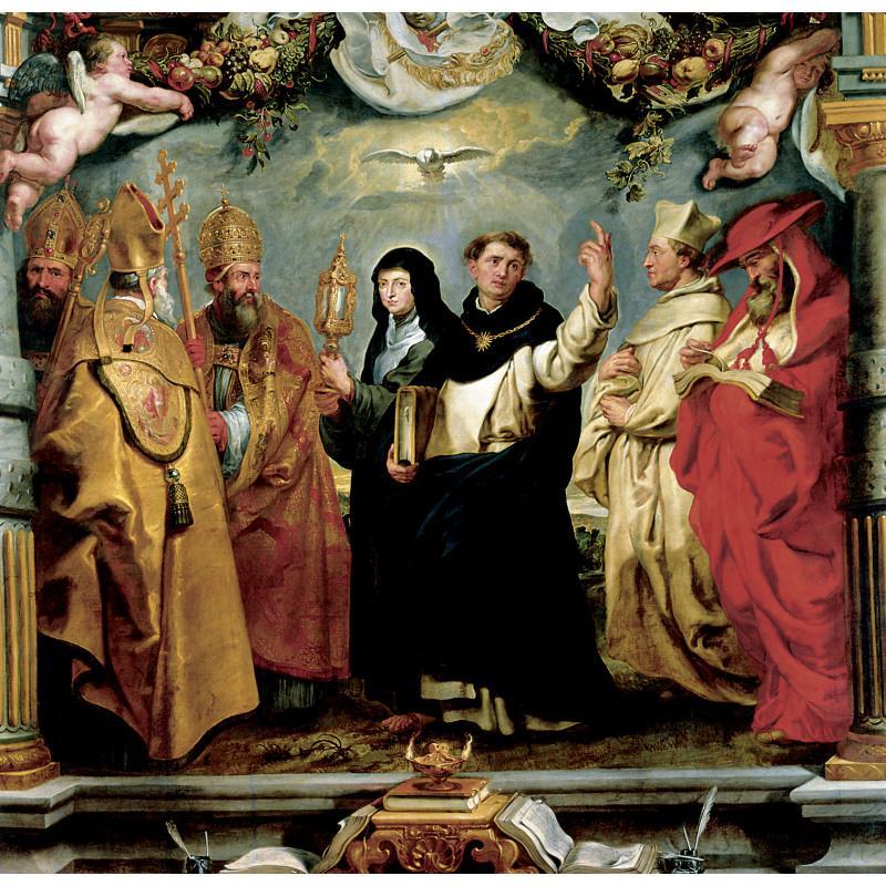 Norbert of Xanten, defender of the Holy Eucharist