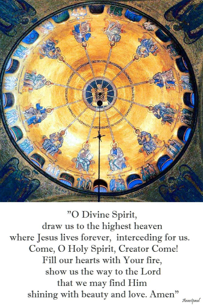 o divine spirit