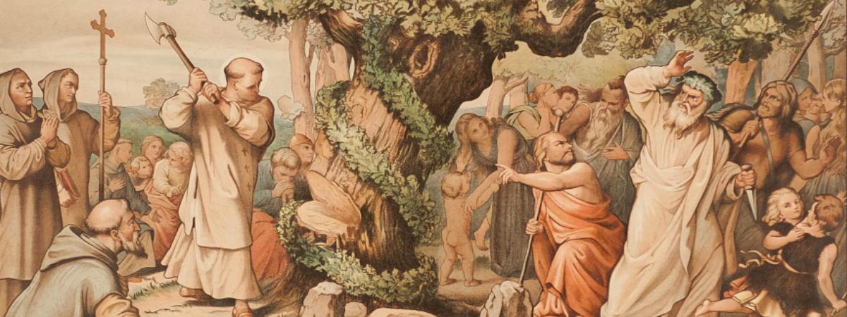 St.-Boniface-cutting-down-tree-of-Thor-1200x450