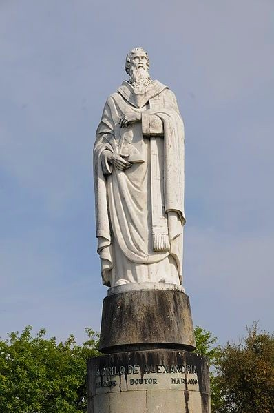 st-cyril-of-alexandria-statue