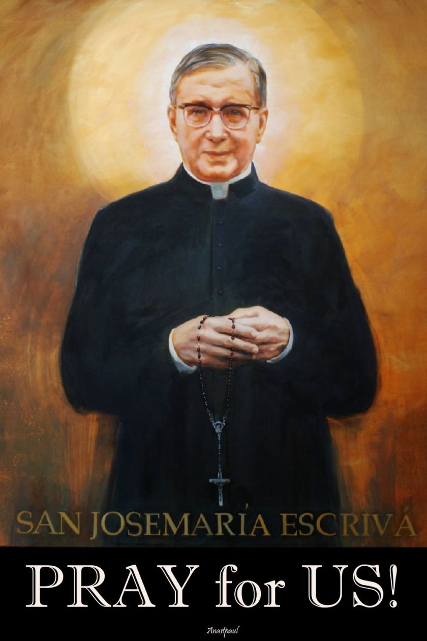 st josemaria - pray for us 2