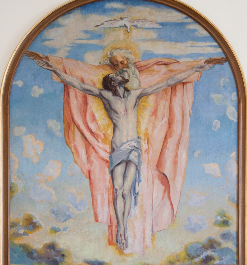 Celebrating The Solemnity Of The Holy Trinity 11 June 2017 Anastpaul