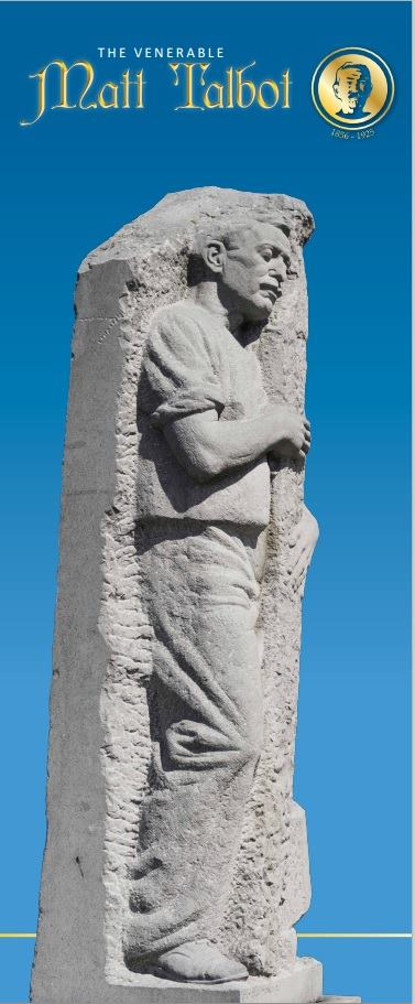 ven matt talbot statue