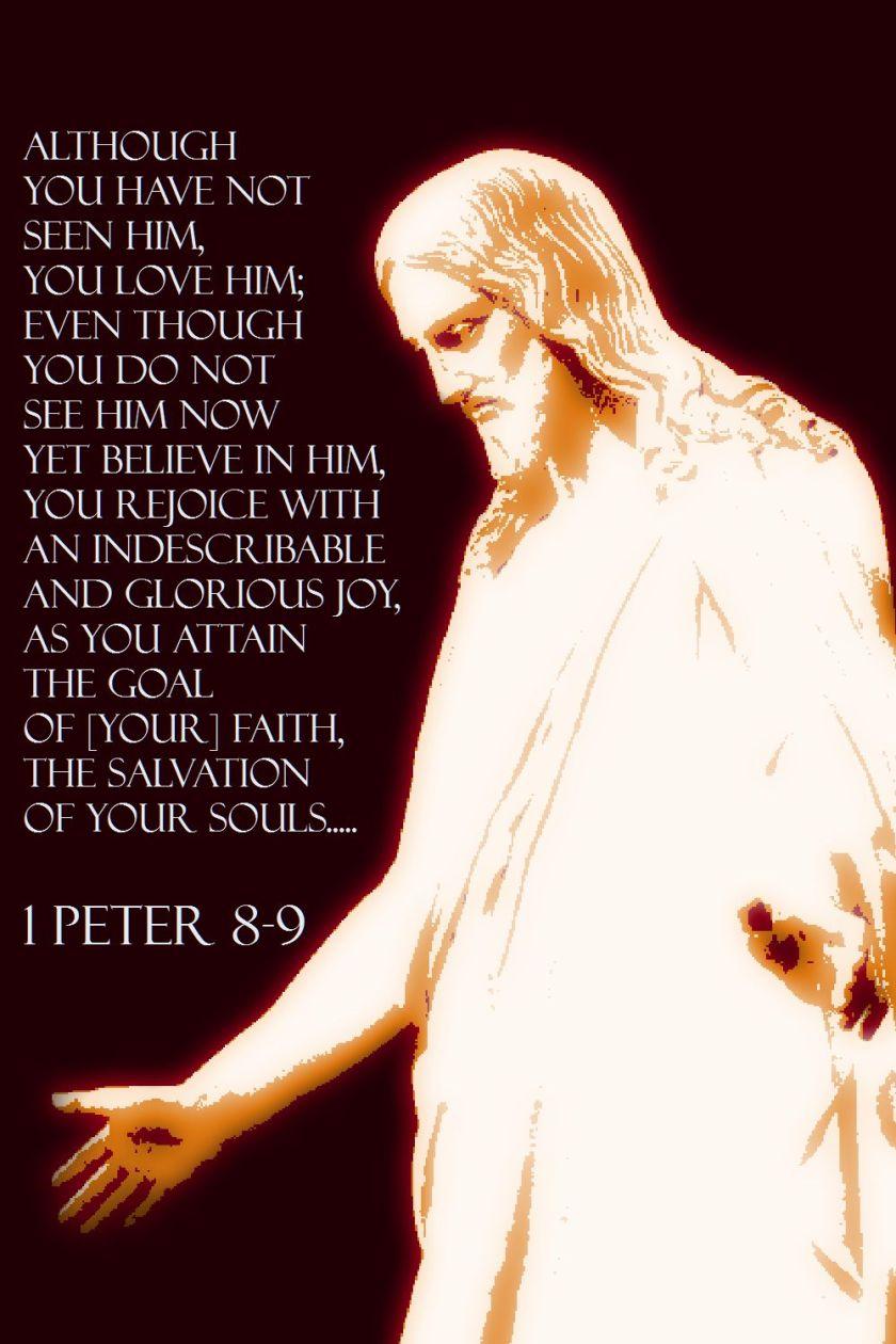 1 peter 8 9