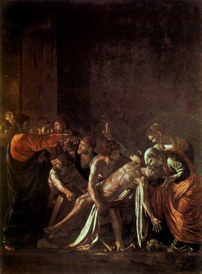 2_Caravaggio_Lazarus_1609