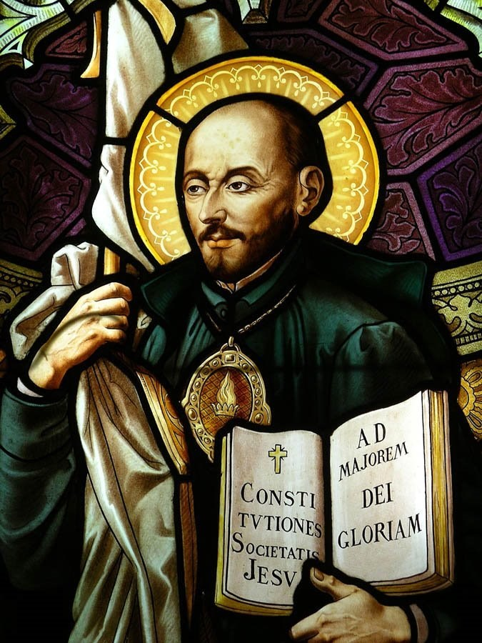 Saint of the Day – 31 July – St Ignatius Loyola – Founder ...