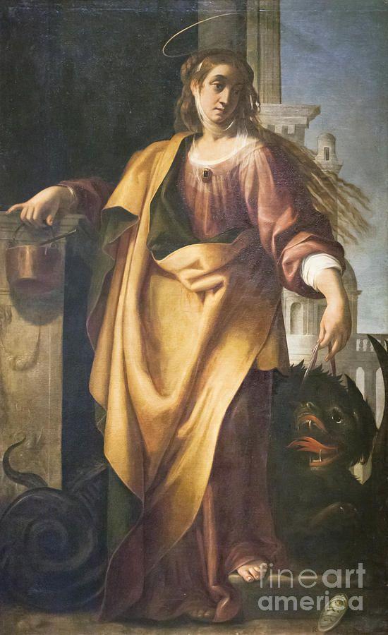 Giovanni Bagliione - St. Martha