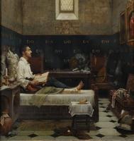 Ignatius convalesces at Loyola