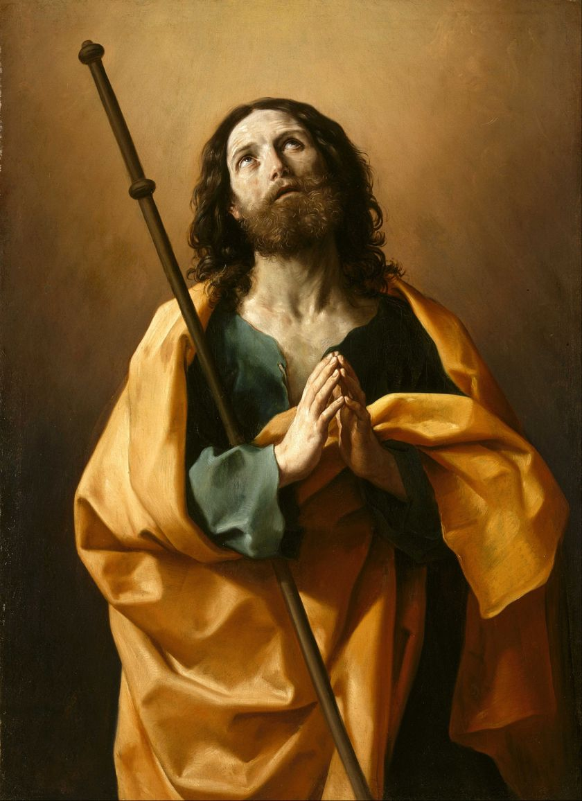 james the greater.BIG.6.- GUIDO RENI