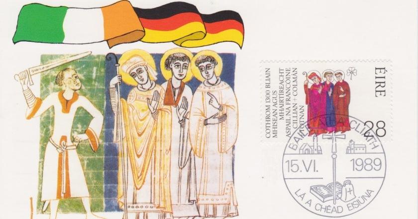 Kilian 1989 card