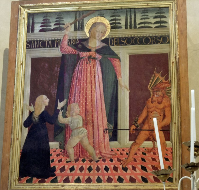 our lady of soccorso