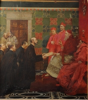 Pope Paul III approves the Society of Jesus