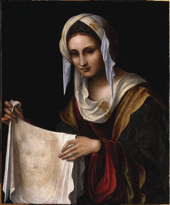 Sainte Véronique (Costa Lorenzo)