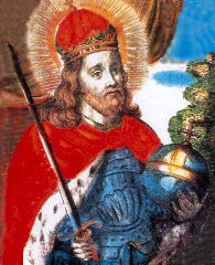 St. Henry - Holy Roman Emperor 10.