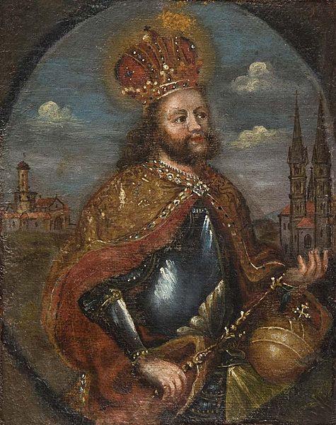 St. Henry - Holy Roman Emperor 12