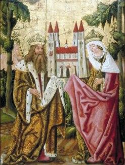 St. Henry - Holy Roman Emperor 3.