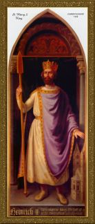 St. Henry - Holy Roman Emperor 5