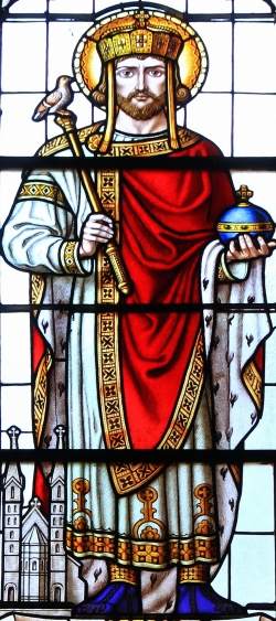 St. Henry - Holy Roman Emperor 7.