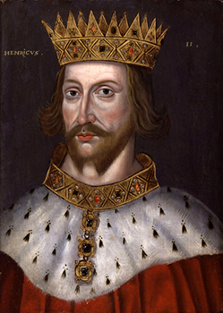 St. Henry - Holy Roman Emperor 8.