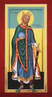 St. Henry - Holy Roman Emperor 9.