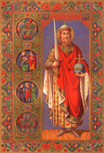 St. Henry - Holy Roman Emperor