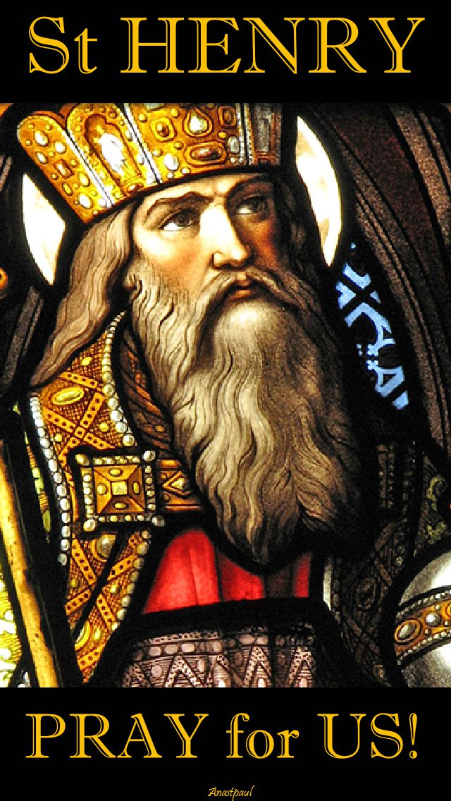 st henry pray for us
