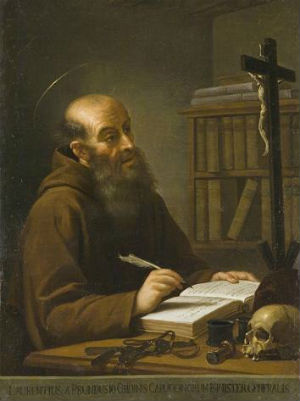 ST LAWRENCE OF BRINDISI - 2.JULY 21