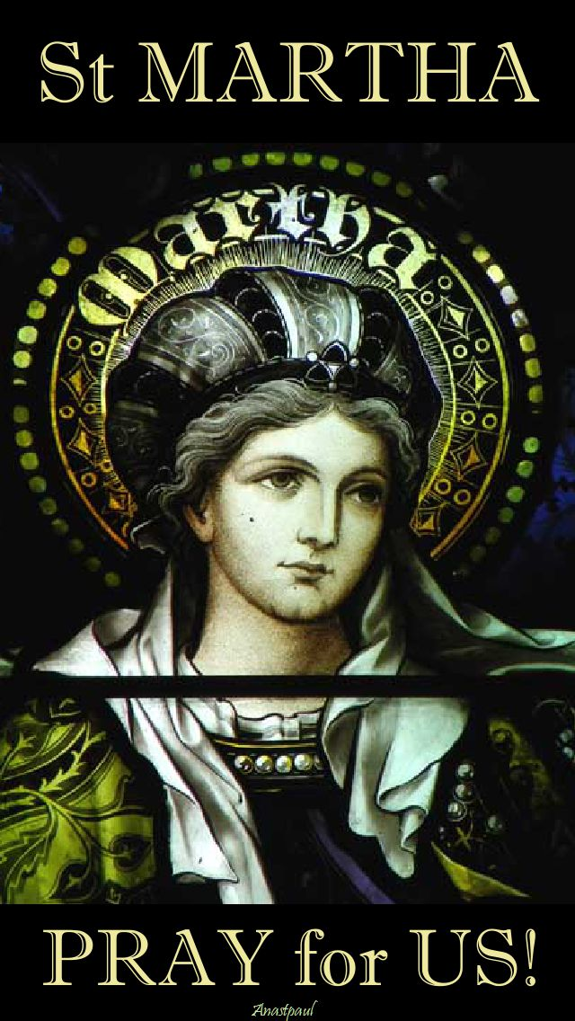 st martha pray for us 2