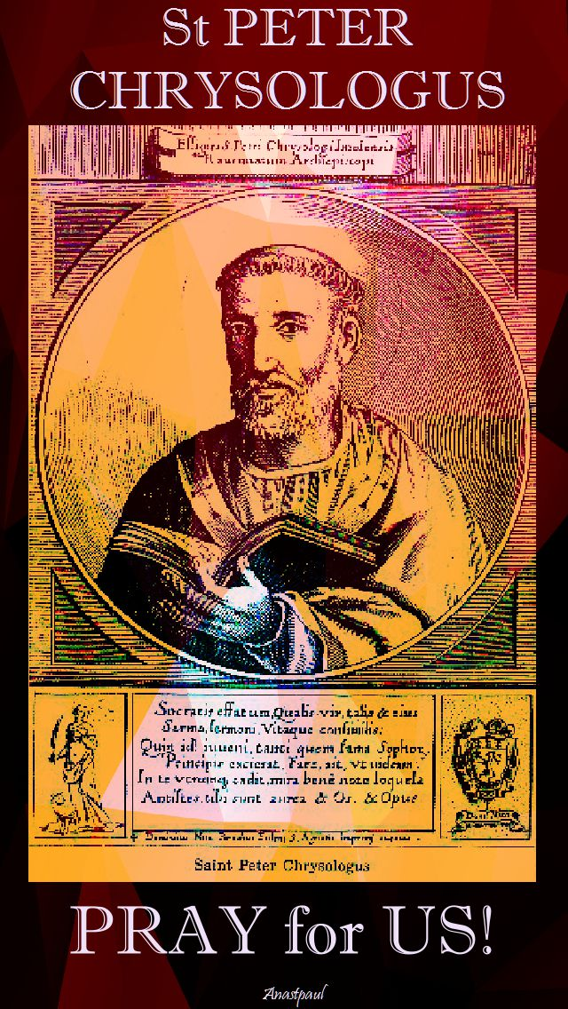st peter chrysologus pray for us 2