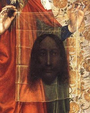 st veronica 7 - Flemalle Detail Veil