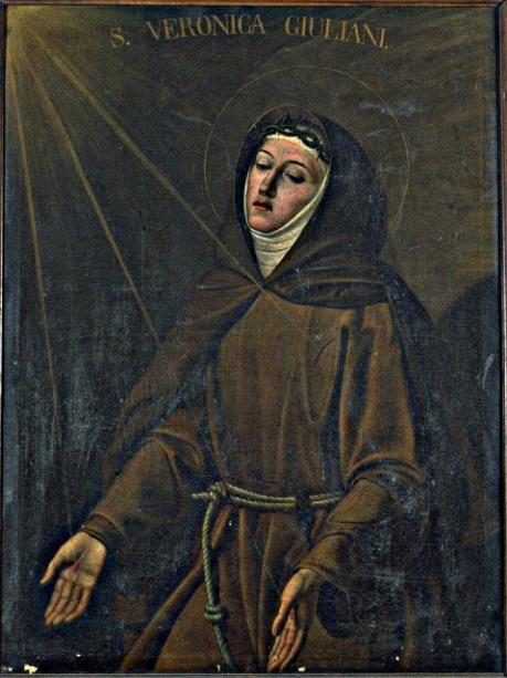 ST VERONICA GIULIANI.4.