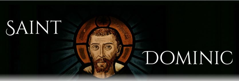 AMAZING HEADER - ST DOMINIC