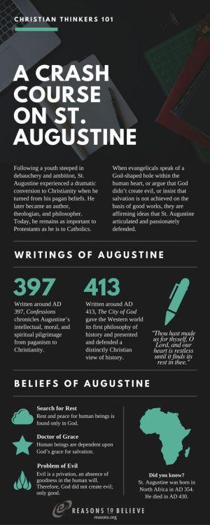 augustine - crash course