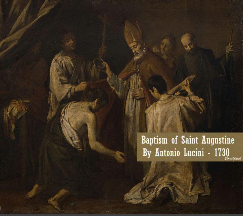 baptism of st augustine - my edit