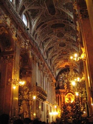basilica of our lady of czestochowa at jasna gora