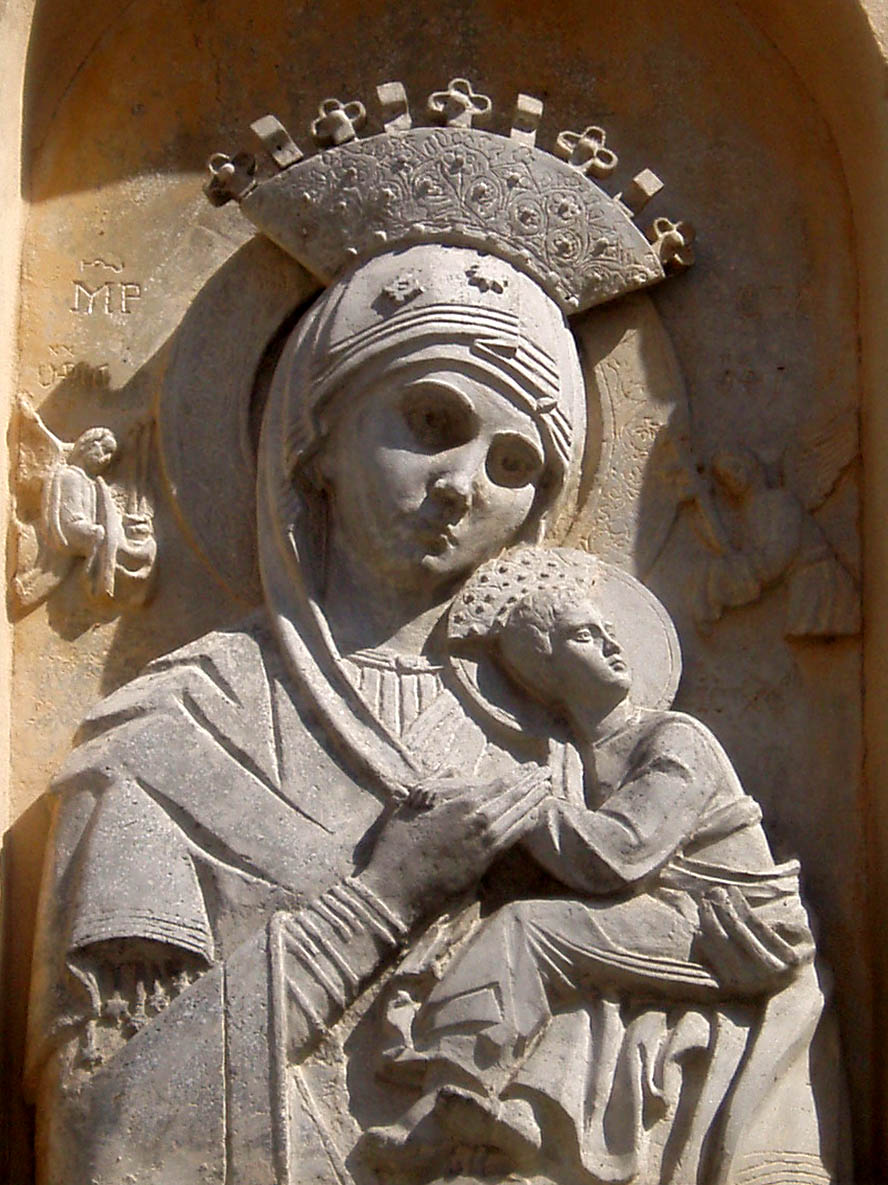 Church_of_Our_Lady_of_the_Snow_in_Lviv_(relief)