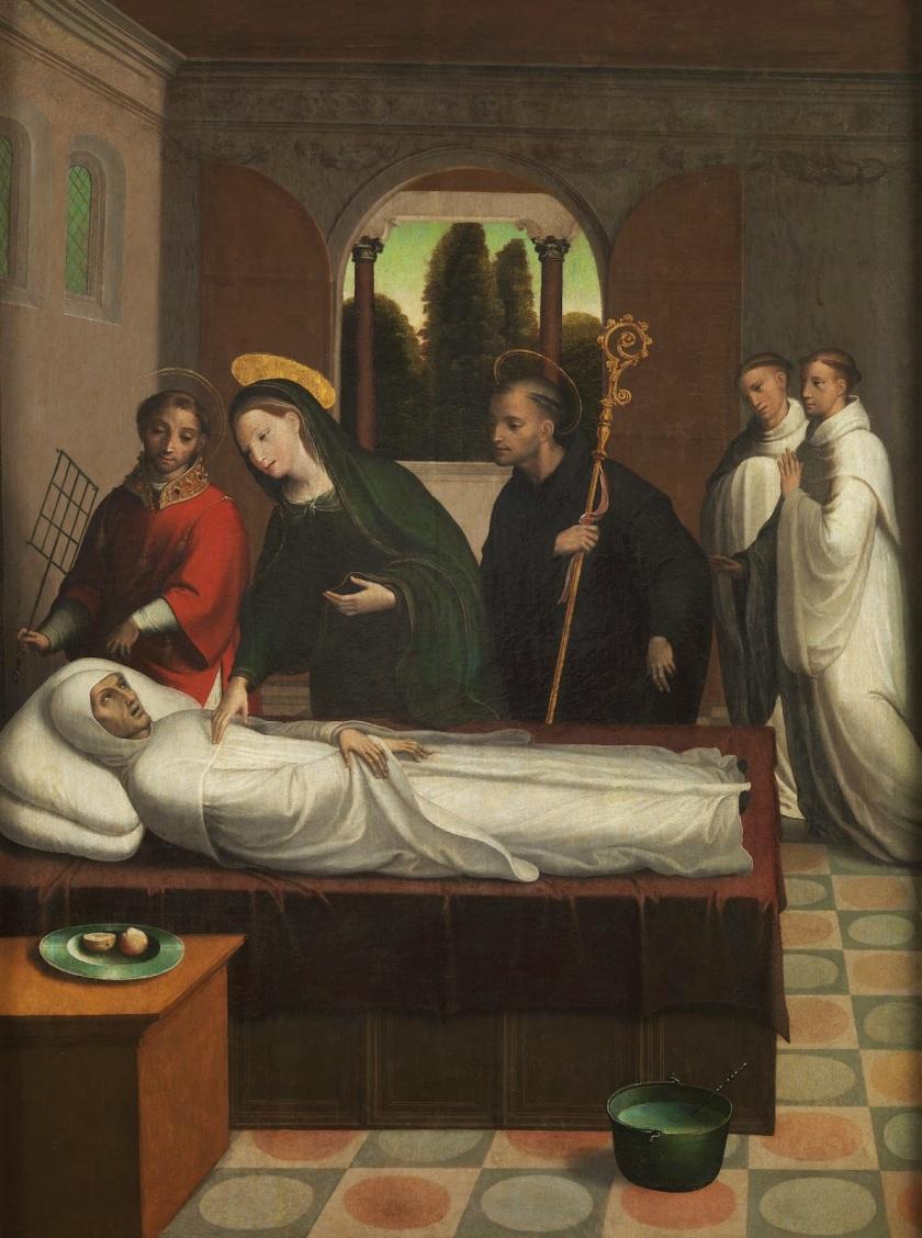 death of st bernard prado (1)