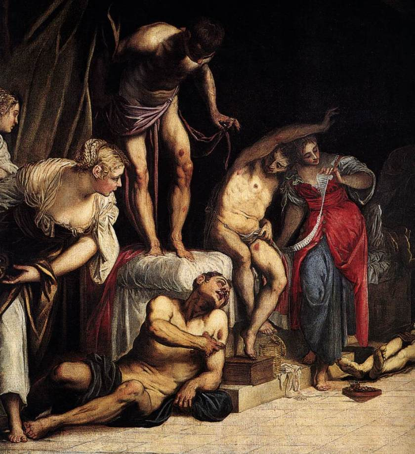 Jacopo_Tintoretto_-_St_Roch_in_the_Hospital_(detail)_-_WGA22606+(2)