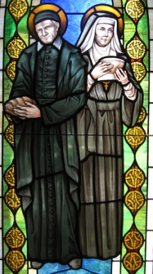 jane_frances_de_chantal__and st vincent de paul_