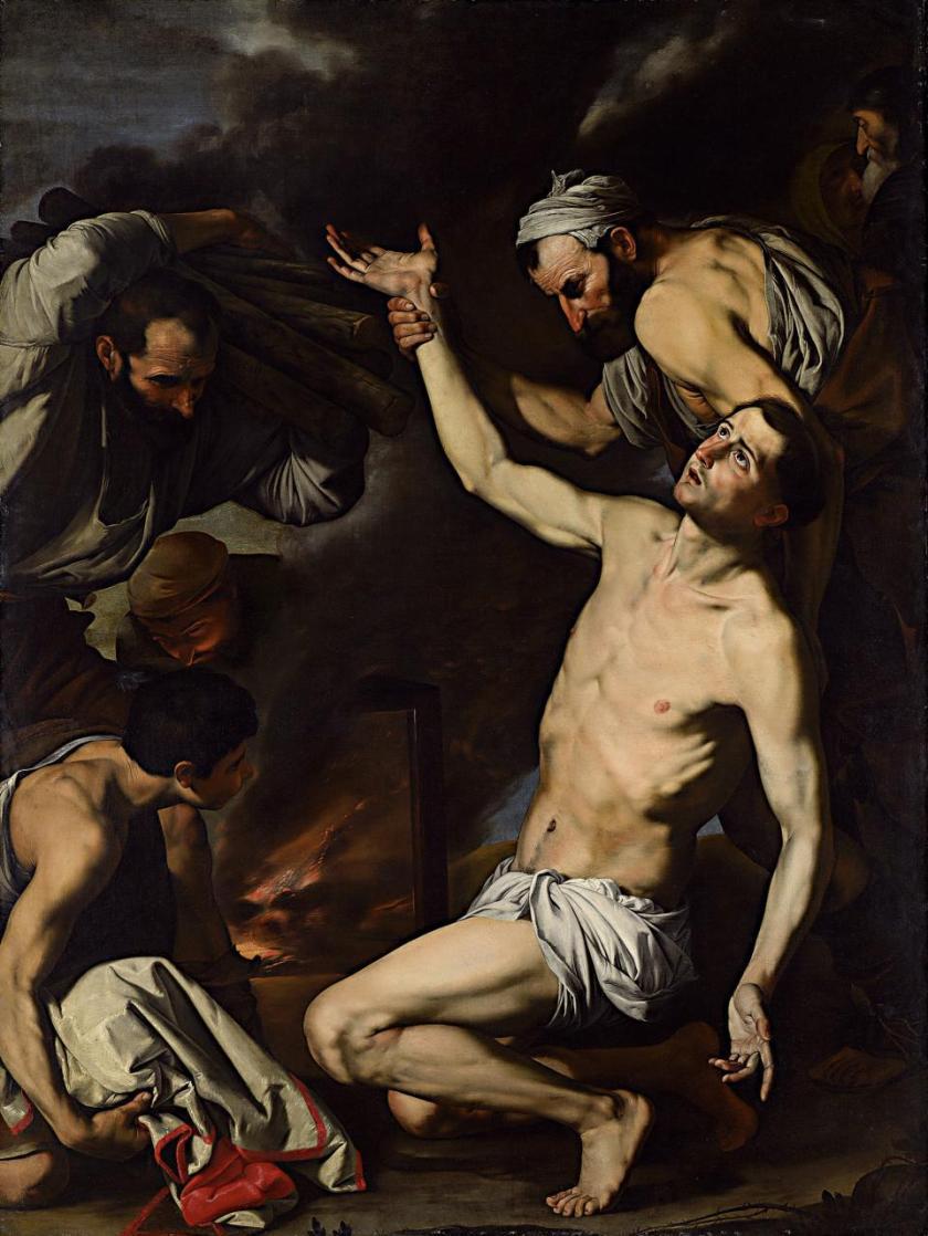 Jusepe de Ribera Spanish 1591–1652