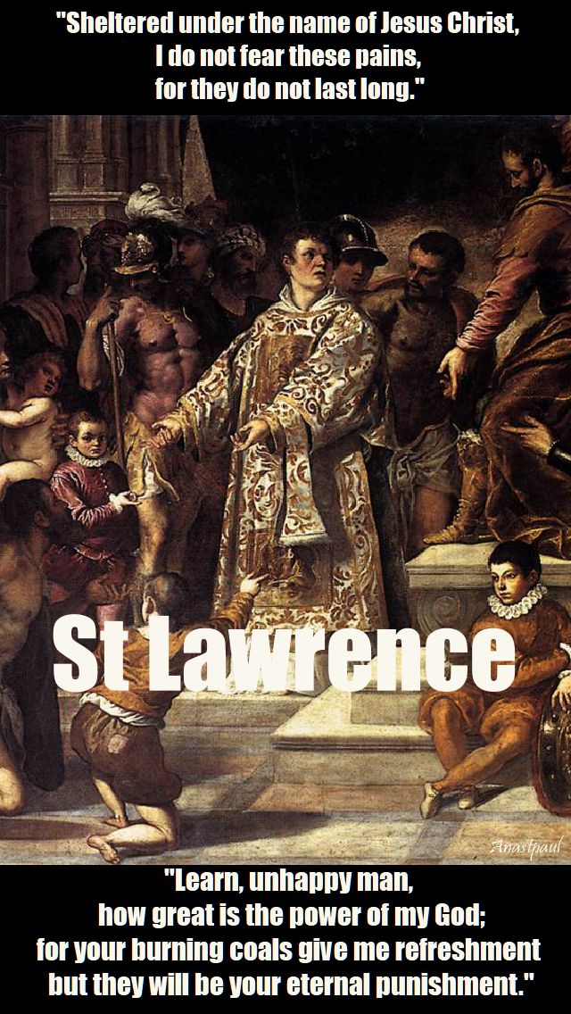 learn unhappy man - st lawrence