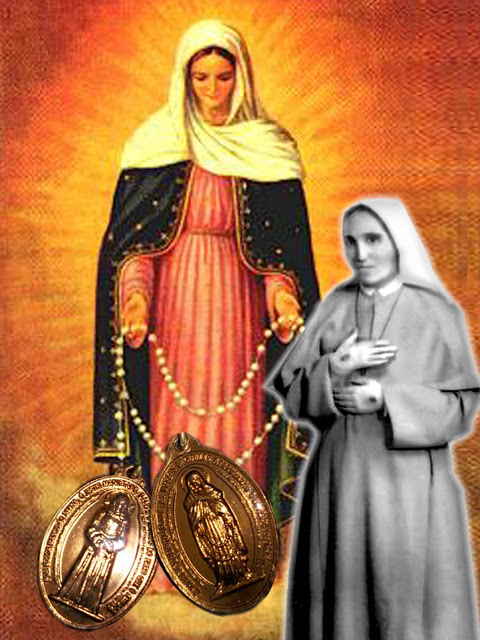 our lady of tears and sr amalia